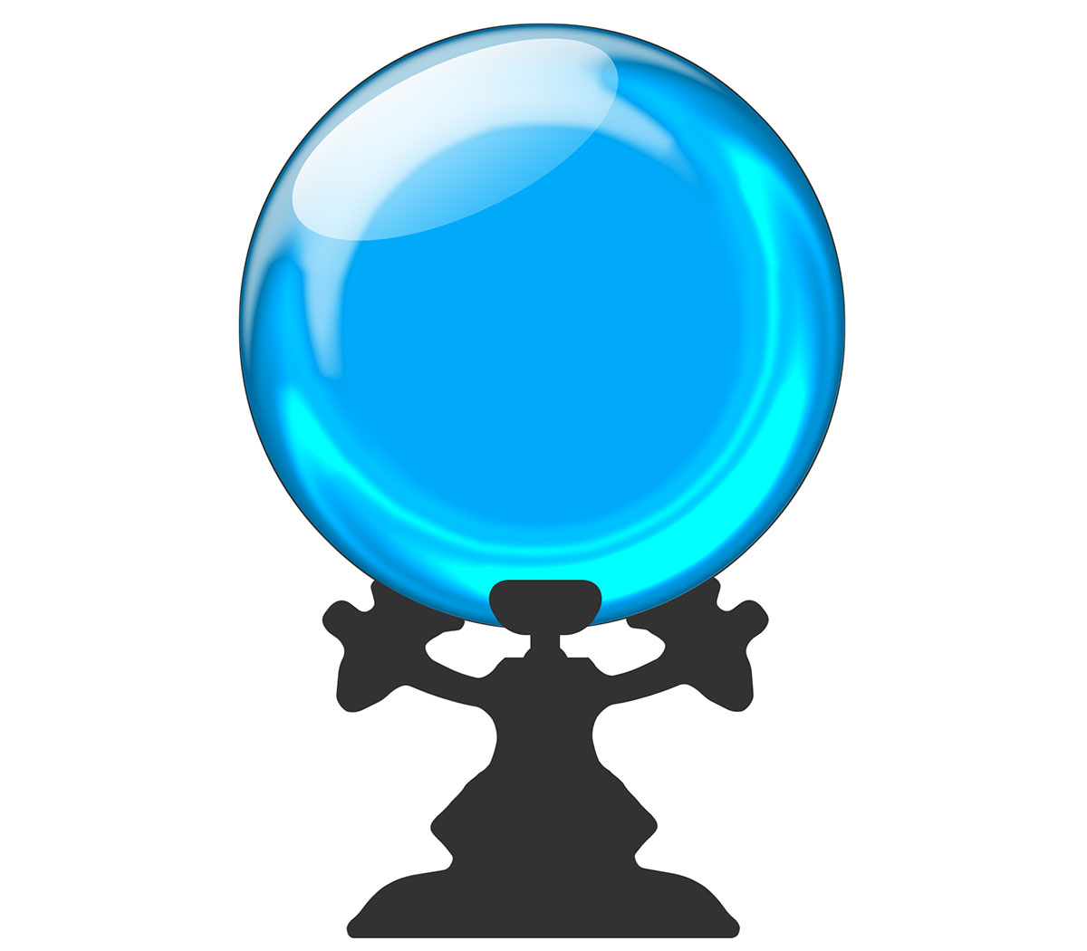 The online crystal ball