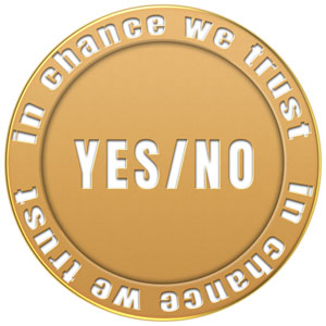 The yes or no generator